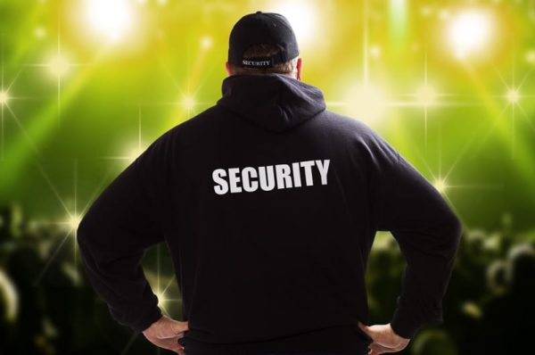 music art sporting event security services los angeles crew protection