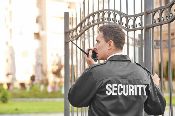 private residential home security services los angeles crew protection