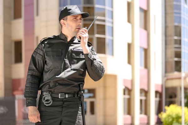 retail commercial security sevices los angeles crew protection